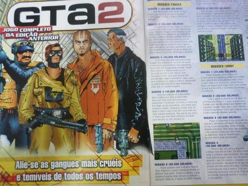 revista cd expert games ano 6 edição nº 55 antiga