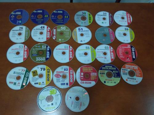 revista cd-rom (somente o cd)