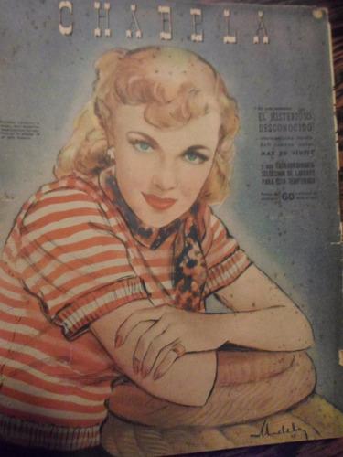 revista chabela nº 142 septiembre 1947