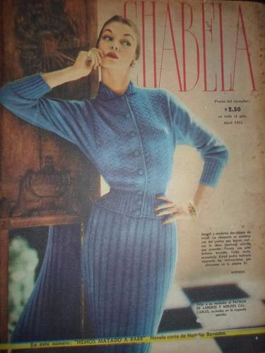 revista chabela nº 232 abril 1955