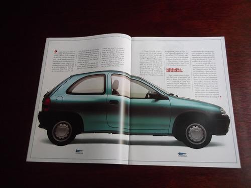 revista chevrolet corsa wind 94