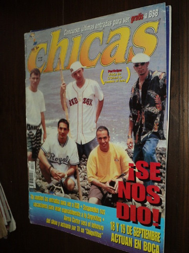 revista chicas  numero 269 szw