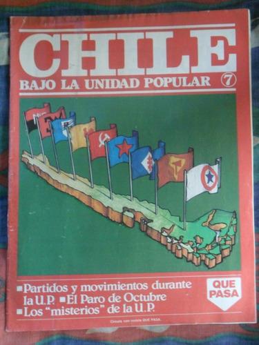 revista chile bajo la unidad popular