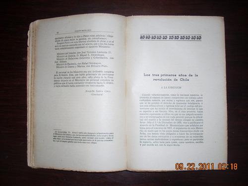 revista chilena de historia y geografía. 1928. nº 60.