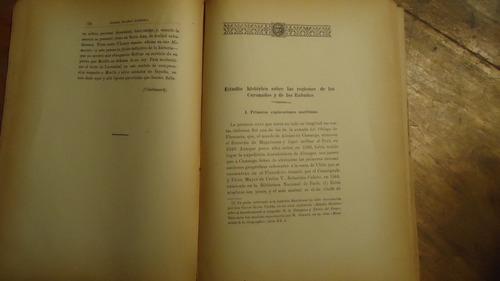 revista chilena de historia y geografia