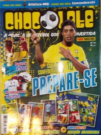 revista chocolate nº 14