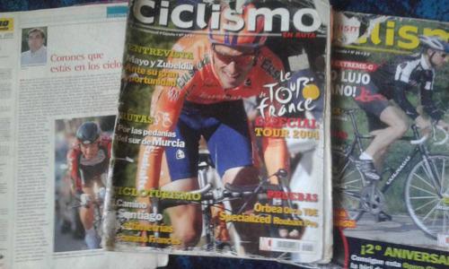 revista ciclismo a fondo colección especial