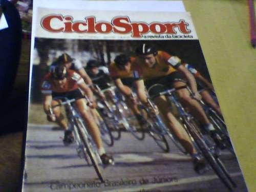 revista ciclosport n°1 1980