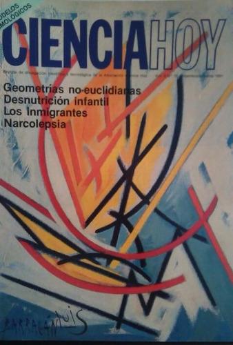 revista ciencia hoy 15 - set,oct 1991