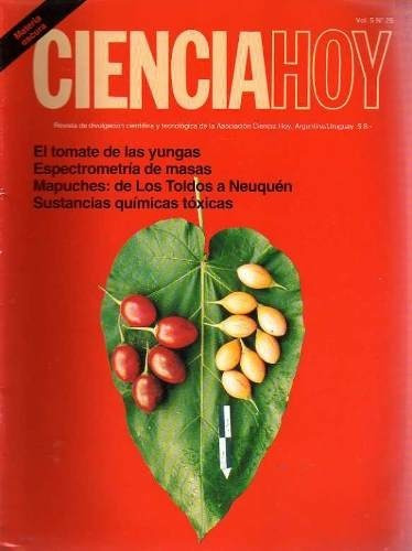 revista ciencia hoy 25