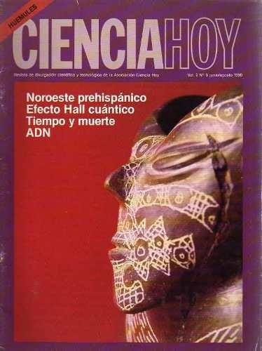 revista ciencia hoy 8 - junio julio 1990