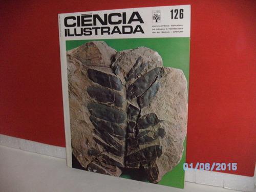 revista ciência ilustrada nº126 vol.9 abril cultural ind1971