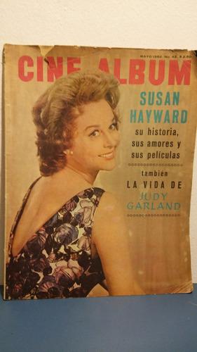 revista cine album mayo 1962