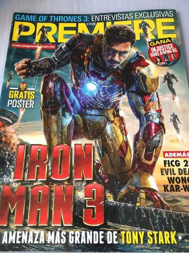 revista cine premier abril 2013