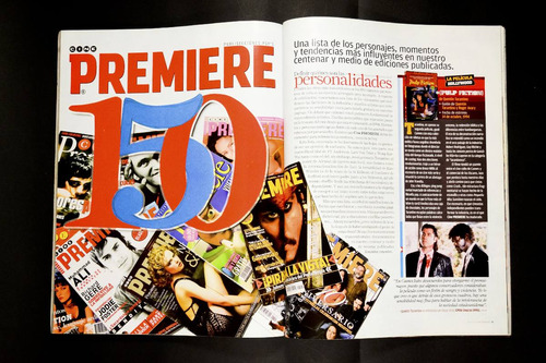 revista cine premiere # 150 marzo 2007