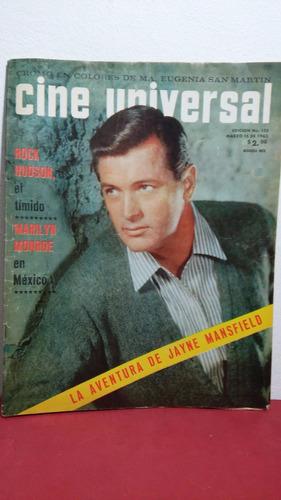 revista cine universal marzo 1962