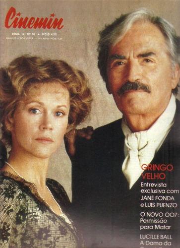 revista cinemin nº 56 - 5ª série - ago-set / 1989 - ebal