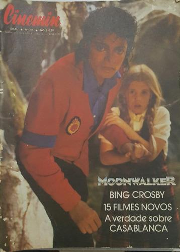 revista cinemin numero 50 moonwalker