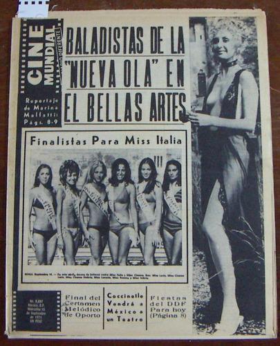 revista cinemundial n°6 697