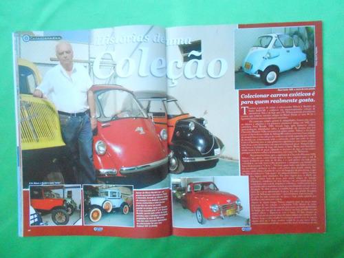 revista classic show nº 25 ano v 2005