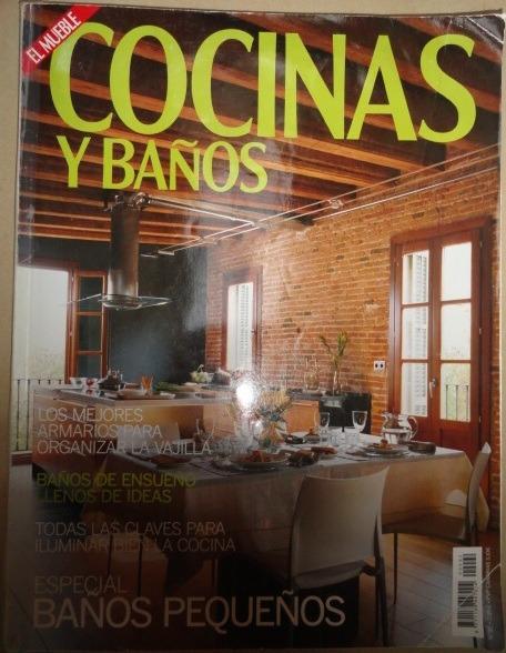 Revista Cocina Y Baños. El Mueble Nro. 92 Lleva 2 Distintas