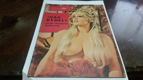 revista coleccion de paris joan rydell