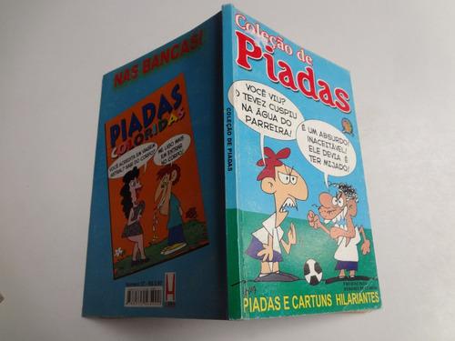 revista coleção de piadas n° 37