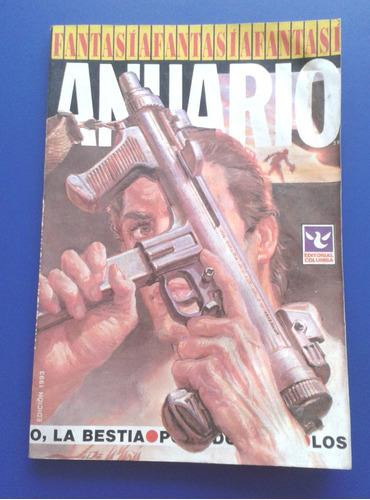 revista comic argentino fantasia anuario