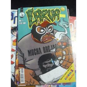 Revista Comic Colombiano Larva Nro 1   E58