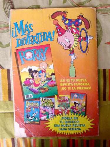 revista comic disney