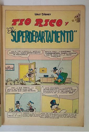 revista comic fantasias numero 47