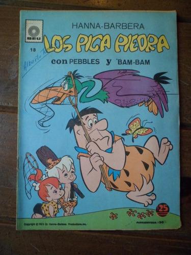 revista comic hanna barbera los pica piedra 1969 seu
