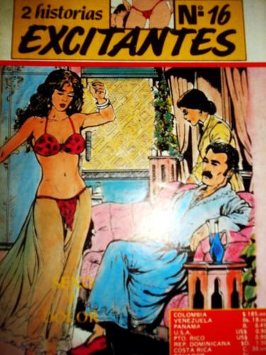revista, comic, historieta  para adultos