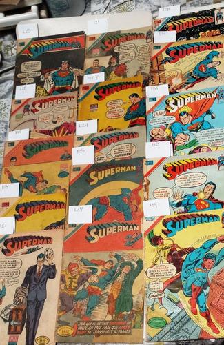 revista, comic, historieta, superman novaro colombia