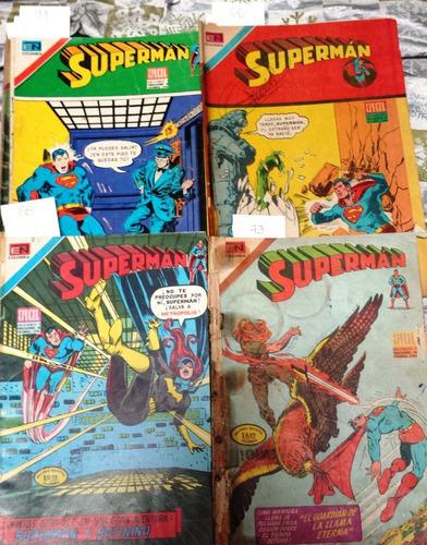 revista, comic, historieta, superman novaro colombia gde