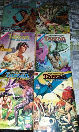 revista, comic, historieta, tarzan, novaro colombia gde