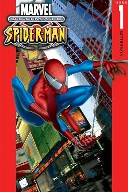 revista comic marvel ultimate spiderman hombre araña #1-14