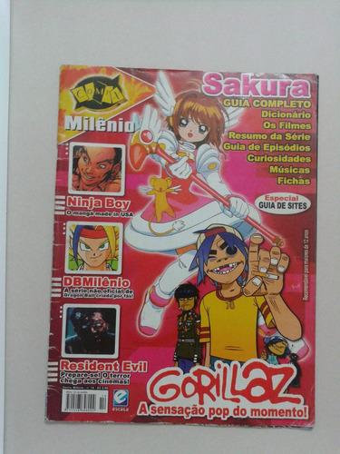 revista comics milênio nº 14