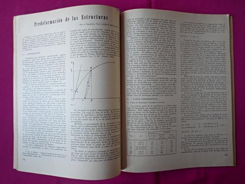revista construcciones, nº 113, año: octubre 1954