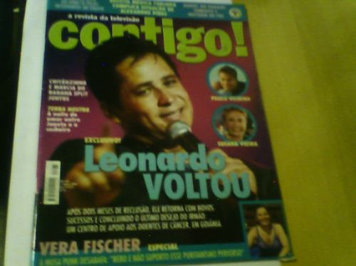 revista contigo n°1277 2000 leonardo vera fischer