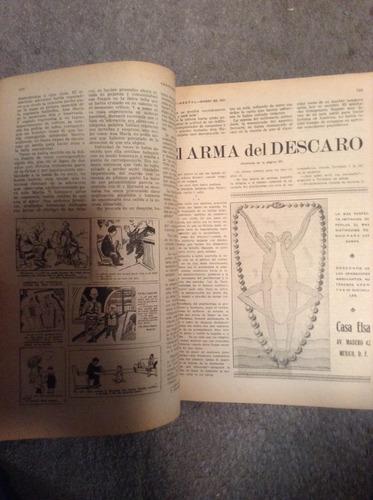 revista continental marzo 1931
