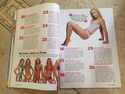 revista corpo a corpo 181 angélica ano 2004