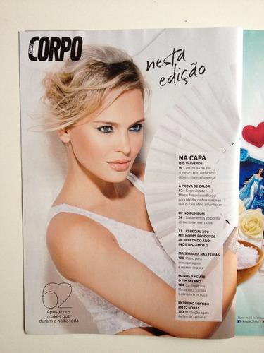 revista corpo a corpo isis valverde  ano 2013 n°300