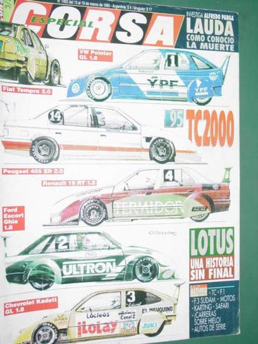 revista corsa 1493 nikki lauda lotus f3 karting safari hielo