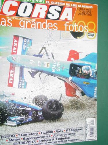revista corsa 1685 grandes fotos rally mil millas sport tc