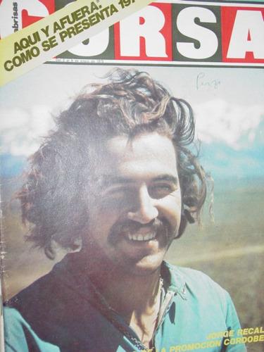 revista corsa 350 recalde lola 282 sp mexican 1000 cn ypf