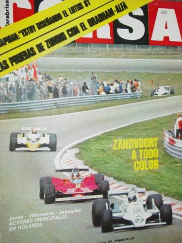 revista corsa 692 zandvoort holanda chapman zunino gradassi