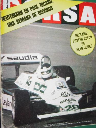 revista corsa 758 reutemann rally aventin recalde talbot