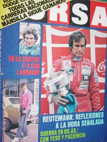 revista corsa 782 reutemann sigfried stohr le mans jones f1