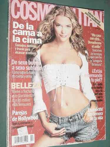 revista cosmopolitan mexico 2 james king natalia oreiro sexo